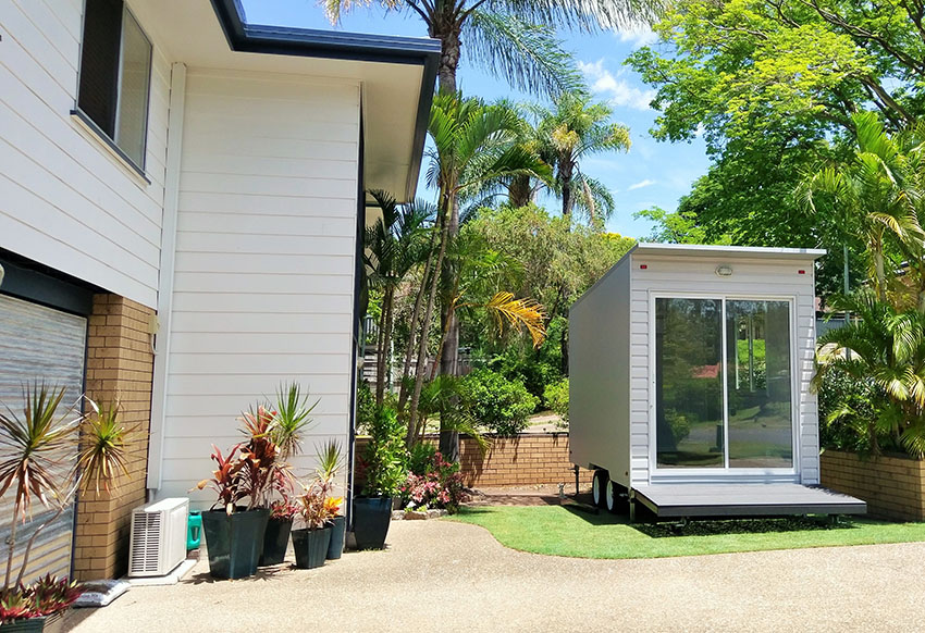 Portable Room Solutions can have you up and running with BnB accomodation in no time.